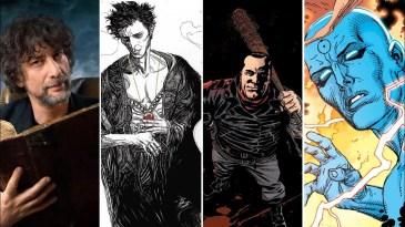 - maxresdefault 28 - Sandman é a nova série da Netflix, desinformação na DC Comics e lançamentos