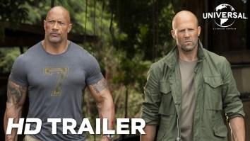 Velozes & Furiosos: Hobbs & Shaw ganha trailer final | Idris Elba | Revista Ambrosia