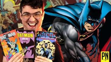 Todas as HQs mensais do Batman na Editora Abril | Quadrinhos | Revista Ambrosia