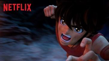 Saint Seiya: Os Cavaleiros do Zodíaco - reboot da Netflix ganha trailer oficial | TV | Revista Ambrosia