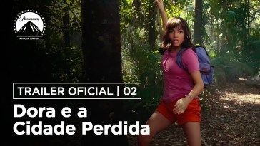 Dora e a Cidade Perdida tem segundo trailer divulgado | Videos | Revista Ambrosia
