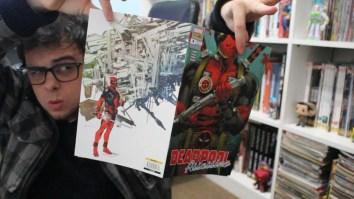 Existe quadrinho bom do Deadpool?! | encadernado | Revista Ambrosia