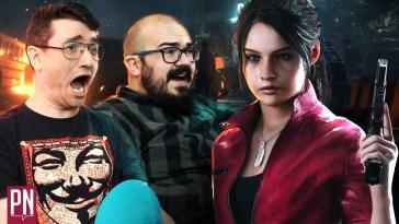 Borrando as calças com Resident Evil 2 Remake | pipocananquim9216484931 | Revista Ambrosia