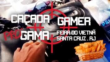 Caçada gamer na feira de Sta. Cruz - Frio de Janeiro flu style | Games | Revista Ambrosia