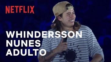 Adulto: Whindersson Nunes estrela especial de comédia na Netflix   Humor   Revista Ambrosia