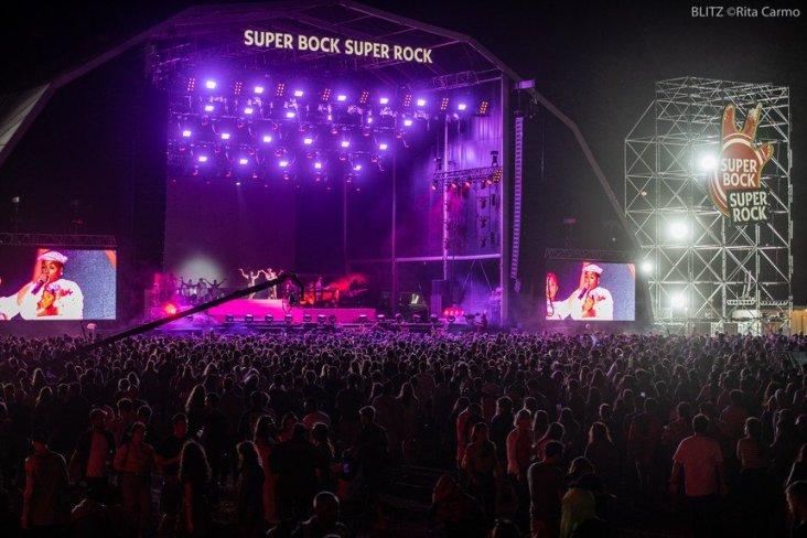 A Experiência do Super Bock Super Rock 2019 | Música | Revista Ambrosia