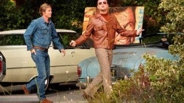 """- Era Uma Vez - """"Era Uma Vez… Em Hollywood"""" é a maior arrecadação de estreia de Tarantino no Brasil"""