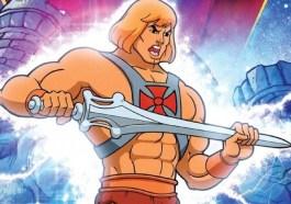 He-Man ganhará reboot pela Netflix com Kevin Smith no comando | Anime | Revista Ambrosia