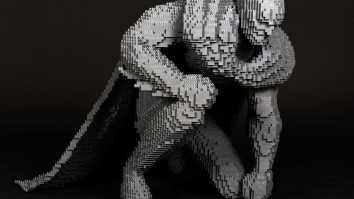 Megaexposição traz super-heróis da DC em Lego a São Paulo | Superman | Revista Ambrosia