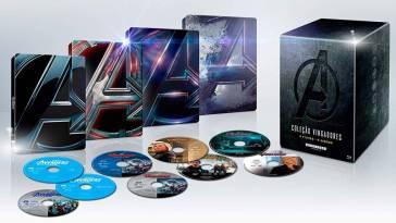 Vingadores - Box especial reúne os quatro filmes da equipe | Filmes | Revista Ambrosia