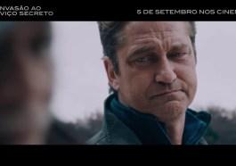 Invasão ao Serviço Secreto ganha trailer dublado | Trailers | Revista Ambrosia