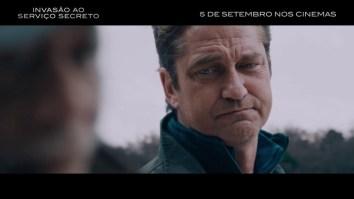 Invasão ao Serviço Secreto ganha trailer dublado   Policial   Revista Ambrosia