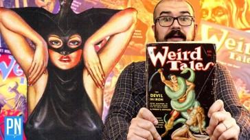 Conseguimos uma revista Weird Tales original de 1934!!! | pipocananquim9216484931 | Revista Ambrosia
