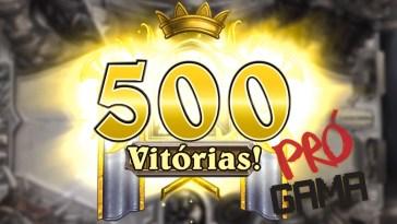 A quingentésima vitória de Rexxar no Hearthstone | Games | Revista Ambrosia
