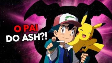 - maxresdefault 138 - O pai do Ash (Pokémon) foi revelado?!