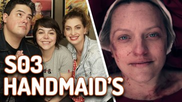 Handmaid's Tale 3ª Temporada | Crítica feat Mikannn e Seriemaníacos | Carol Moreira | Revista Ambrosia