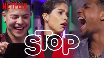 - maxresdefault 170 - Elenco de Sintonia joga o Stop da Netflix