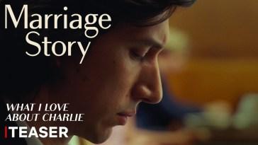 História de um Casamento - Teaser (O que eu amo no Charlie) | Filmes | Revista Ambrosia