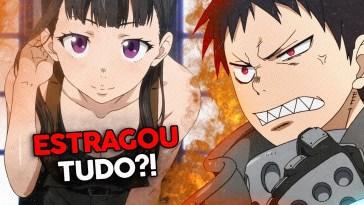 O anime que foi destruído pelo ecchi?! | cronosferatv | Revista Ambrosia