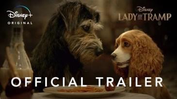 """- sddefault 11 - Disney divulga trailer de """"A Dama e o Vagabundo"""", live action do Disney+"""