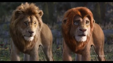 - sddefault 4 - O Rei Leão – Como ficaria o remake com os animais expressivos?