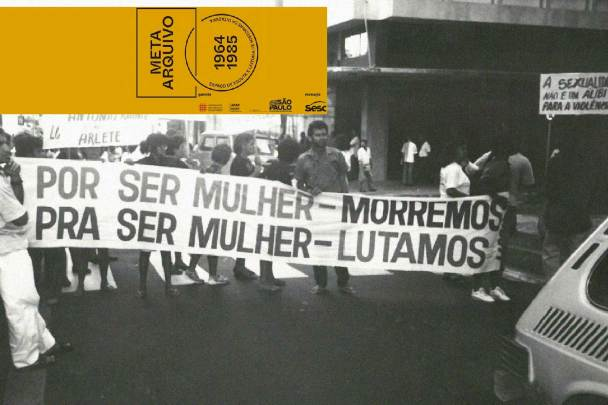 SESC SP apresenta Meta-Arquivo: 1964-1985 - Espaço de Escuta e Leitura de Histórias da Ditadura   Bate-Papo   Revista Ambrosia