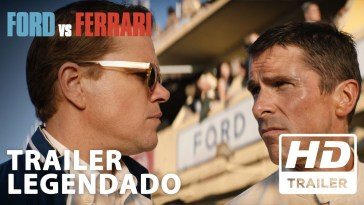 Ford vs Ferrari - assista ao trailer 2 legendado | Filmes | Revista Ambrosia