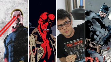 Batman's Grave, The Boys supera Marvel, Spawn bate recorde | 2q News | Todd McFarlane | Revista Ambrosia