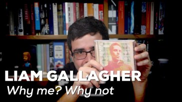 - quotWhy me Why notquot O novo   lbum de Liam Gallagher - Why me? Why not – O novo álbum de Liam Gallagher