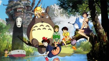 Studio Ghibli vai disponibilizar com exclusividade seus filmes no HBO Max | Anime | Revista Ambrosia