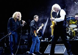 Led Zeppelin disponibiliza sua reunião no YouTube | Música | Revista Ambrosia