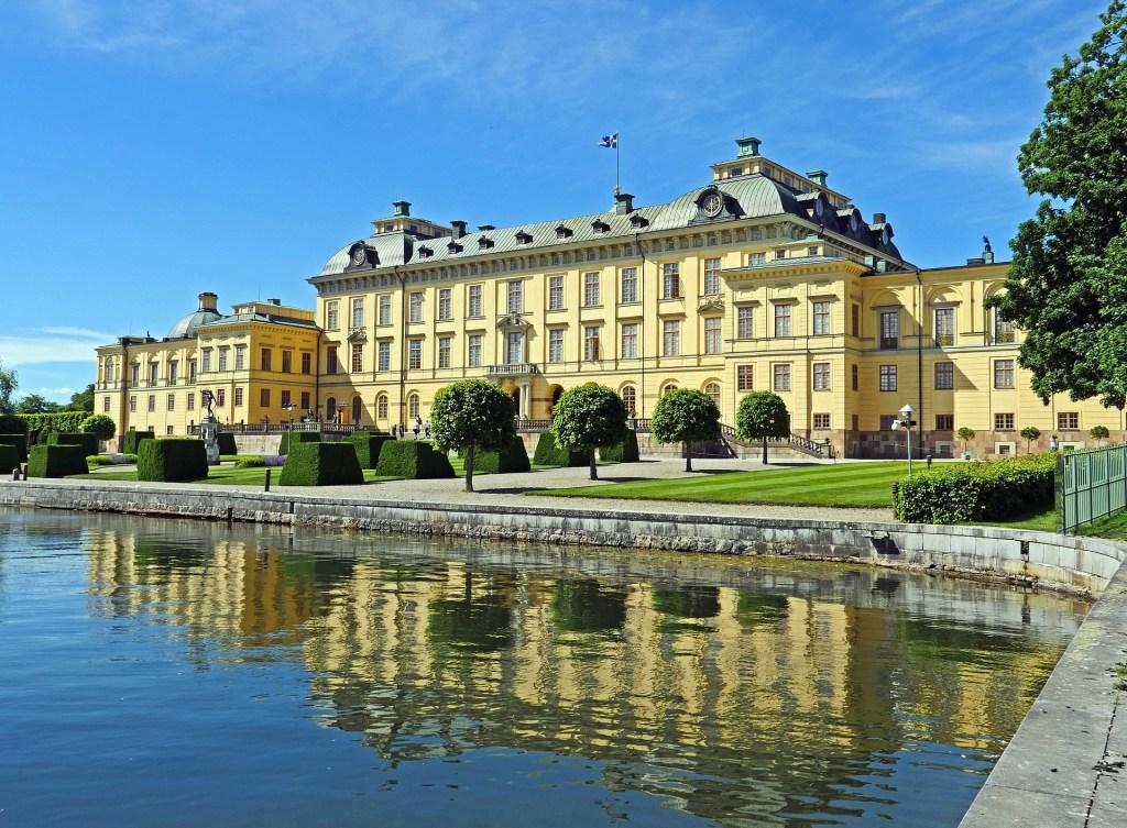SCANDINAVIA drottningholm-palace
