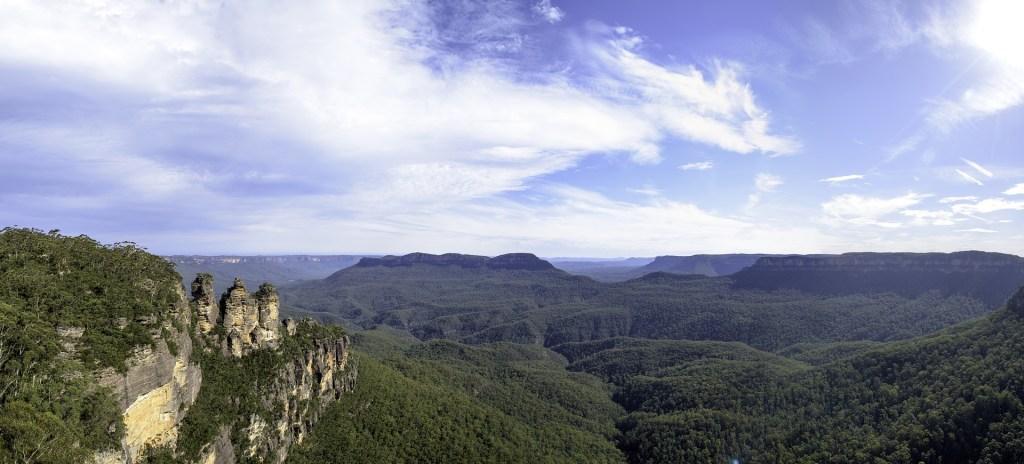australia - blue mountains sydney