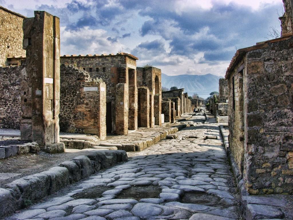 south italy-pompei
