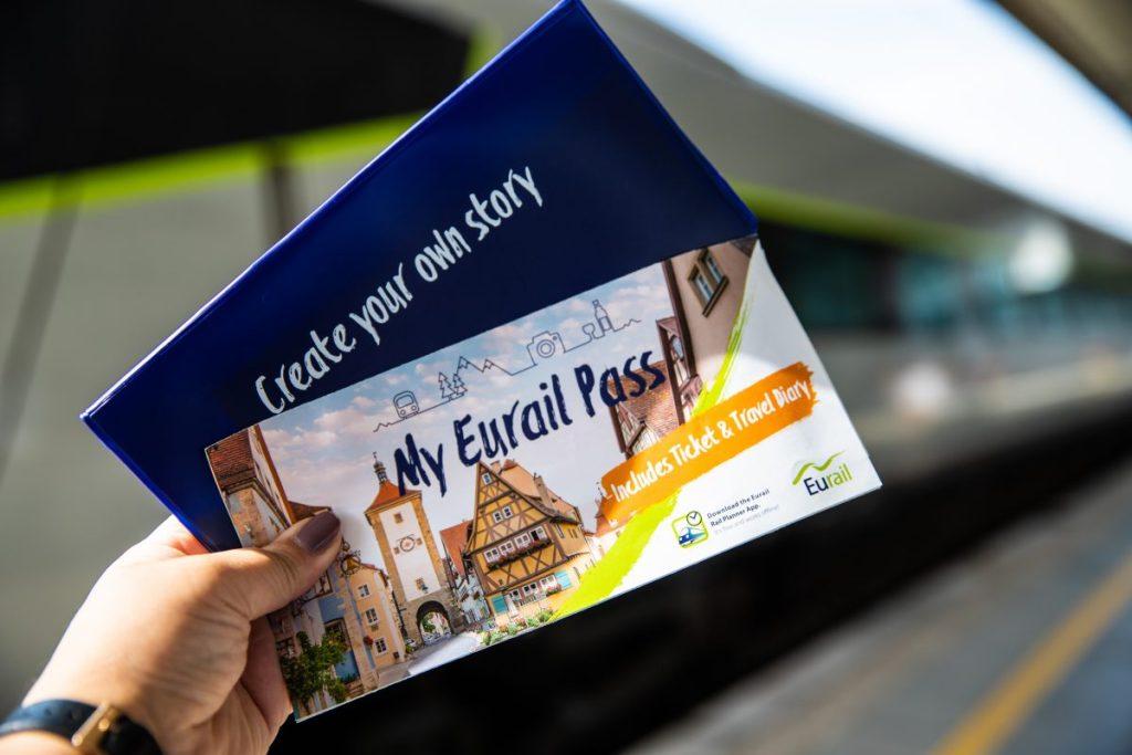 Travelers exploring Coimbra with the Eurail Pass-original