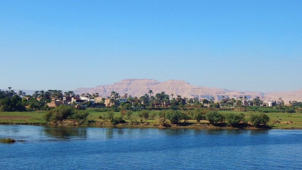 egypt - nile