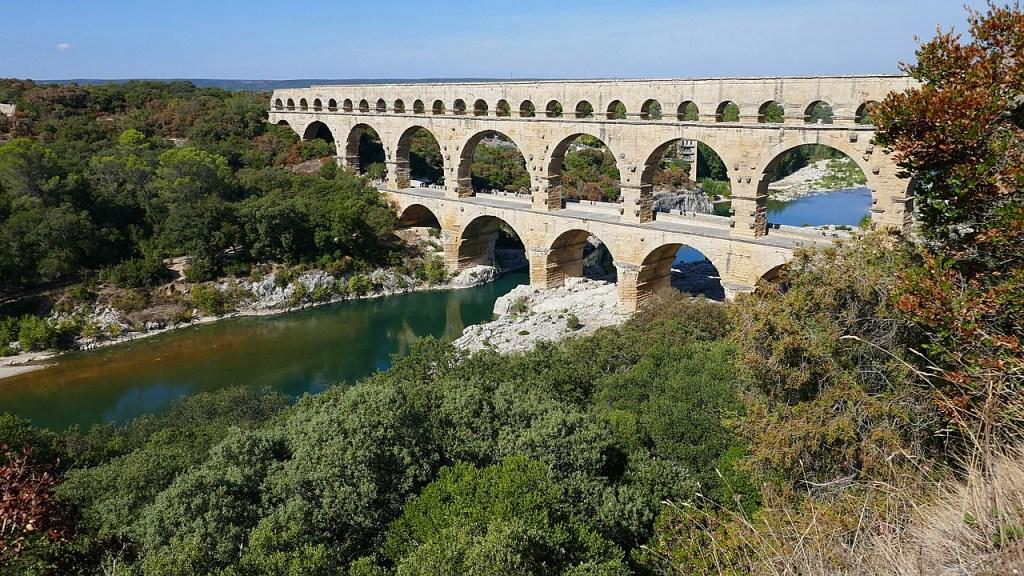 france - pont-du-gard