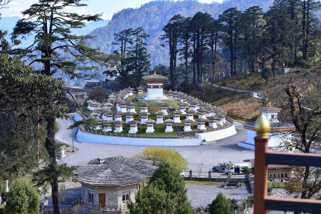 bhutan dochula-pass-thimpu