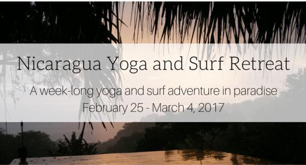 Nicaragua Yoga and Surf Retreat