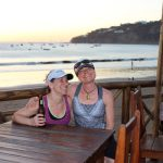 sunset-beer-san-juan-del-sur-yoga-retreat