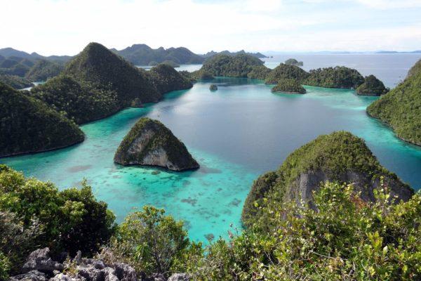 yoga and scuba diving destinations