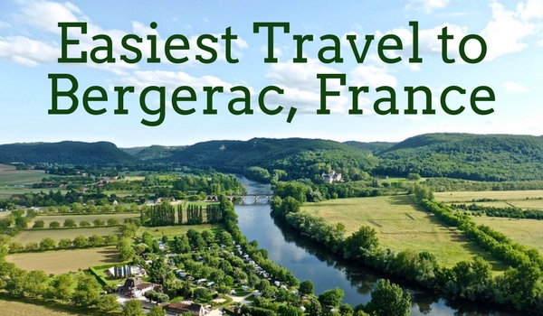 travel from uk to bergerac