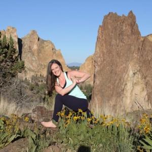 Autumn Adams yoga instructor