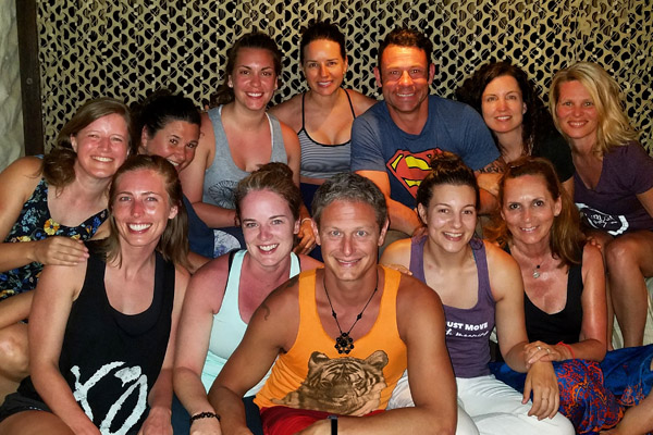 Nicaragua yoga retreats