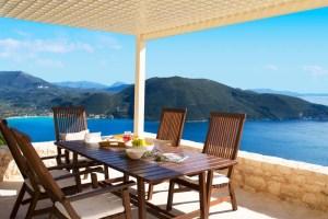 europe yoga retreat greece ionian sea