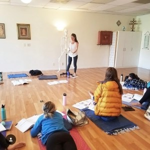 online 200 hr. yoga teacher training