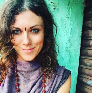 Rachel Wilkins Santa Barbara yoga instructor