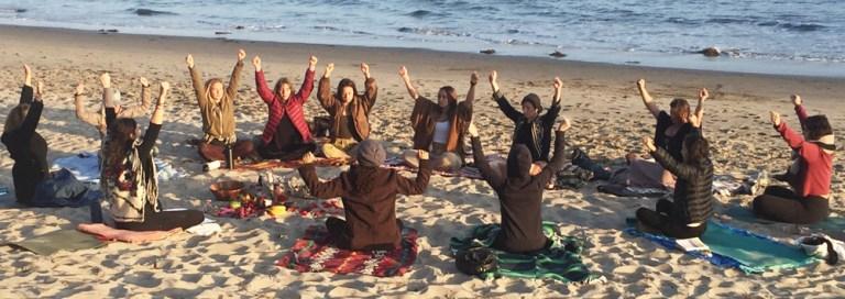 california yoga teacher training
