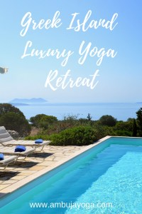 yoga retreat in Greece summer 2019