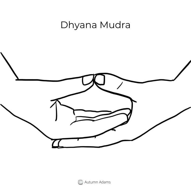 meditation hand position - meditation mudra